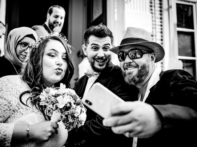 Le mariage de Julien et Margot à Boissy-Saint-Léger, Val-de-Marne 8