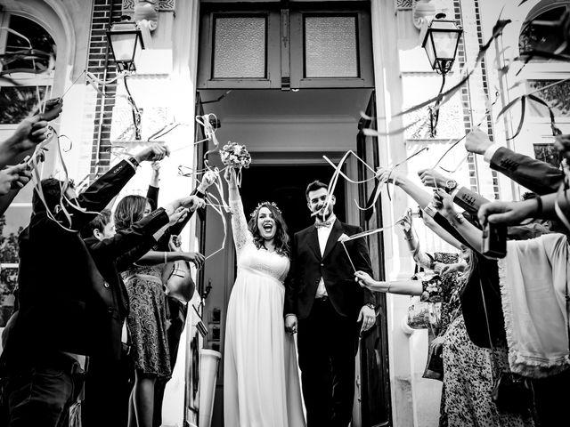 Le mariage de Julien et Margot à Boissy-Saint-Léger, Val-de-Marne 1