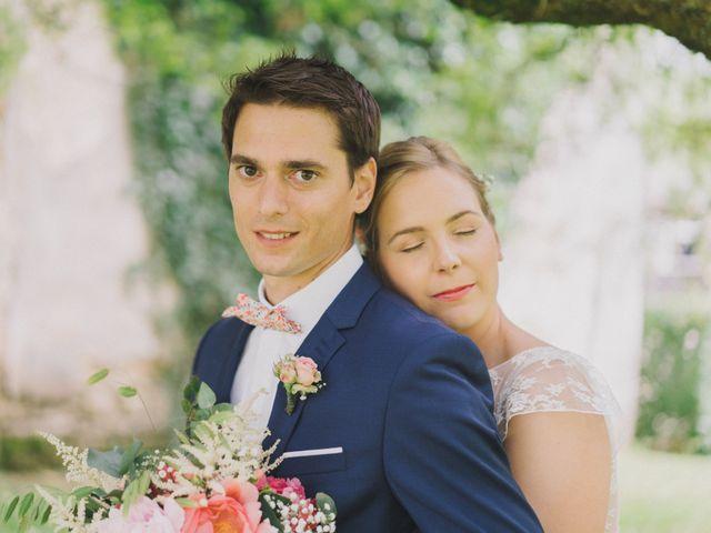 Le mariage de Benjamin et Emilie à Nancy, Meurthe-et-Moselle 24
