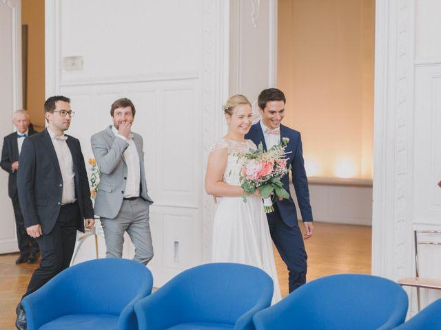Le mariage de Benjamin et Emilie à Nancy, Meurthe-et-Moselle 30