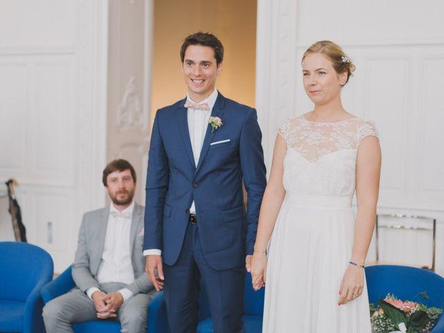 Le mariage de Benjamin et Emilie à Nancy, Meurthe-et-Moselle 35