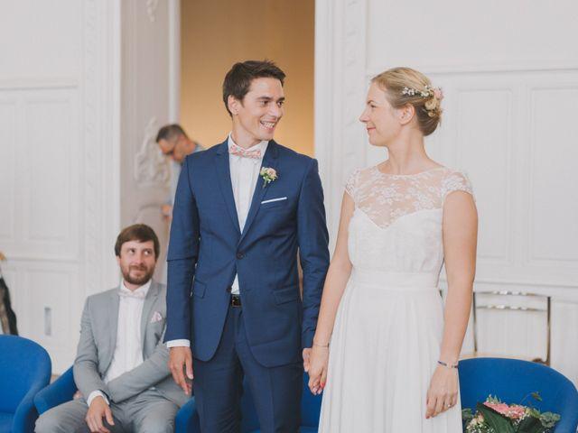 Le mariage de Benjamin et Emilie à Nancy, Meurthe-et-Moselle 36