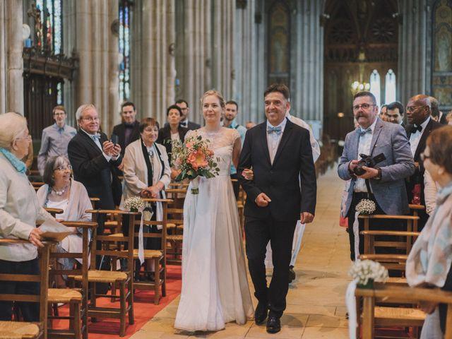 Le mariage de Benjamin et Emilie à Nancy, Meurthe-et-Moselle 43