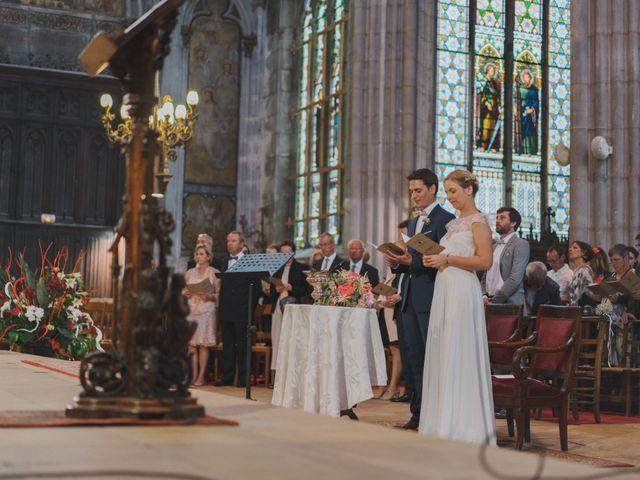 Le mariage de Benjamin et Emilie à Nancy, Meurthe-et-Moselle 44