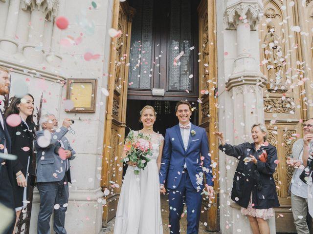 Le mariage de Benjamin et Emilie à Nancy, Meurthe-et-Moselle 49