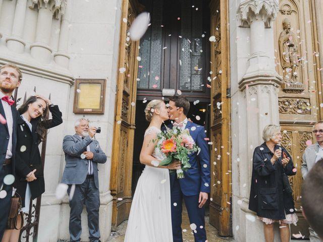 Le mariage de Benjamin et Emilie à Nancy, Meurthe-et-Moselle 50