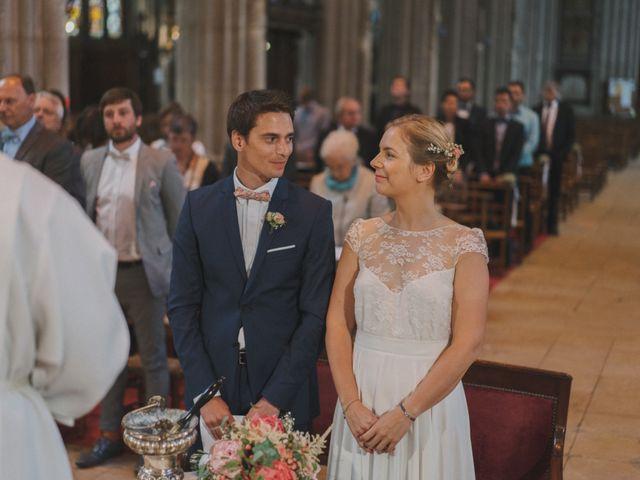Le mariage de Benjamin et Emilie à Nancy, Meurthe-et-Moselle 56