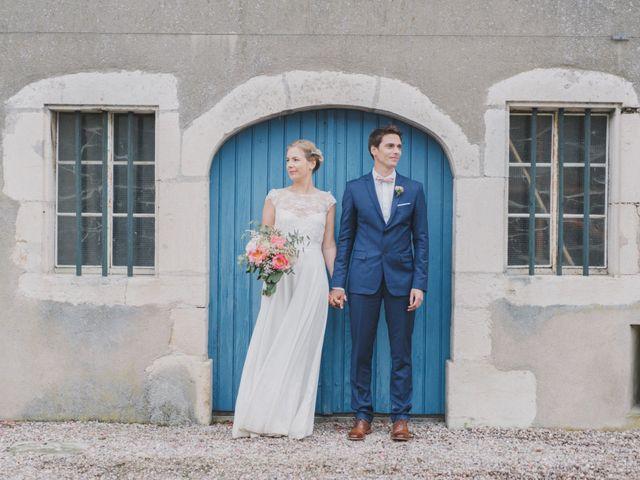 Le mariage de Emilie et Benjamin