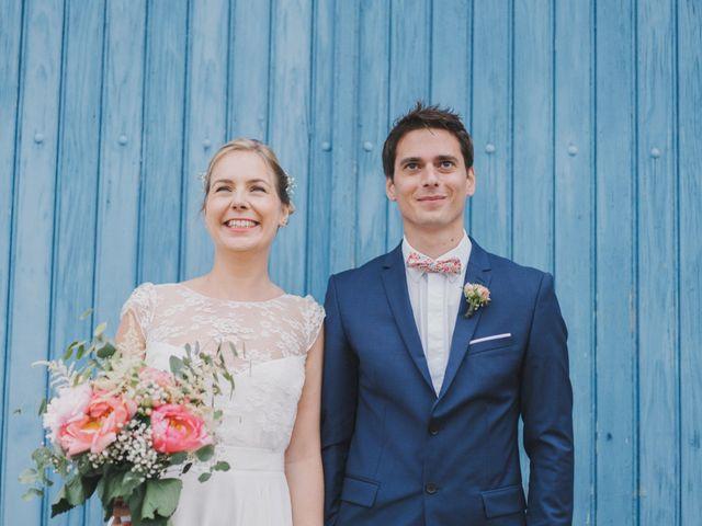Le mariage de Benjamin et Emilie à Nancy, Meurthe-et-Moselle 67