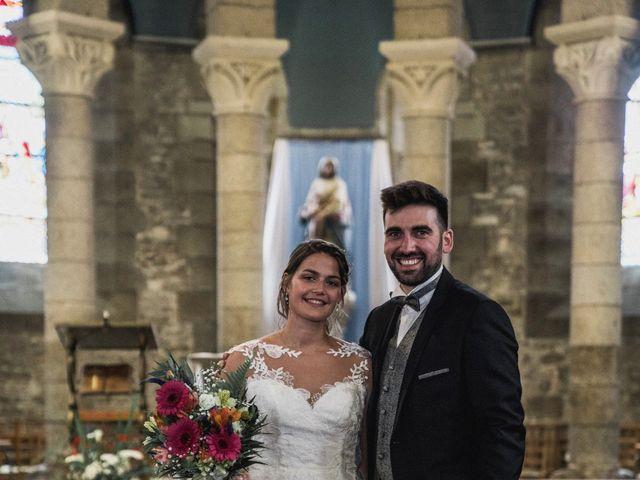 Le mariage de Florian et Vinciane à Saint-Renan, Finistère 8