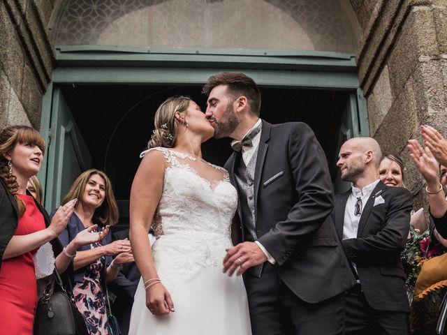 Le mariage de Florian et Vinciane à Saint-Renan, Finistère 10