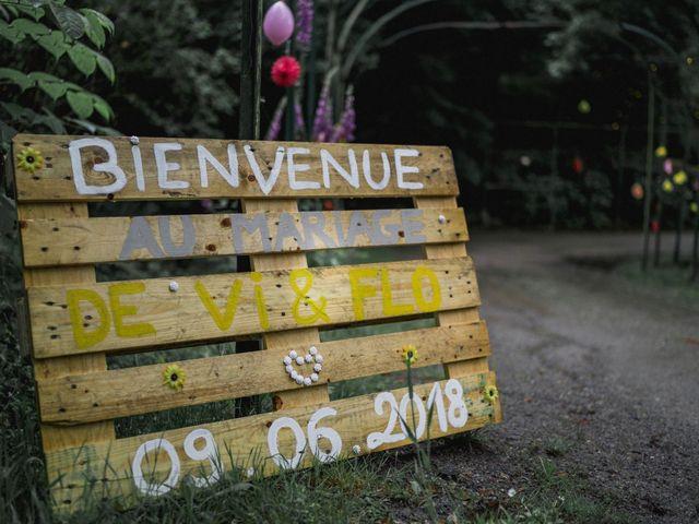 Le mariage de Florian et Vinciane à Saint-Renan, Finistère 11