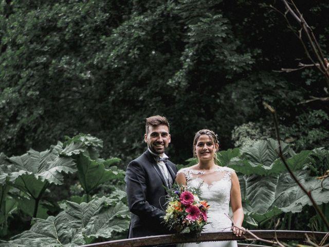 Le mariage de Florian et Vinciane à Saint-Renan, Finistère 1