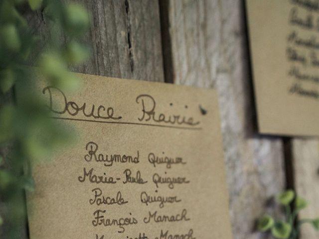 Le mariage de Florian et Vinciane à Saint-Renan, Finistère 23