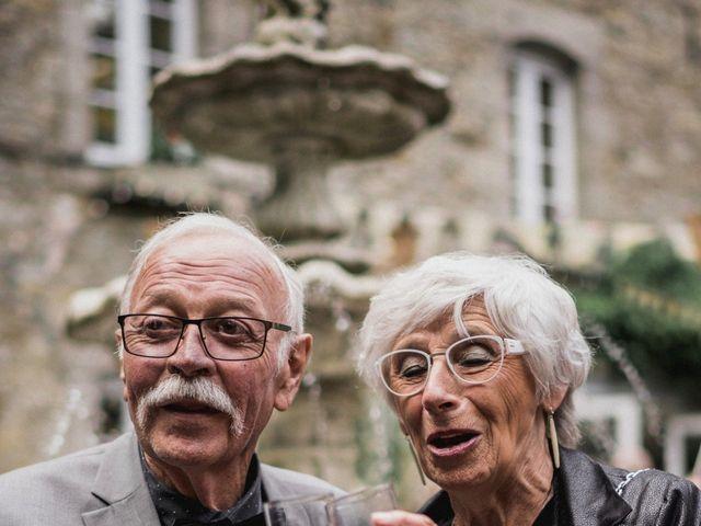 Le mariage de Florian et Vinciane à Saint-Renan, Finistère 35