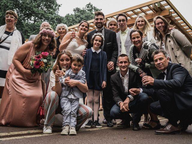 Le mariage de Florian et Vinciane à Saint-Renan, Finistère 41