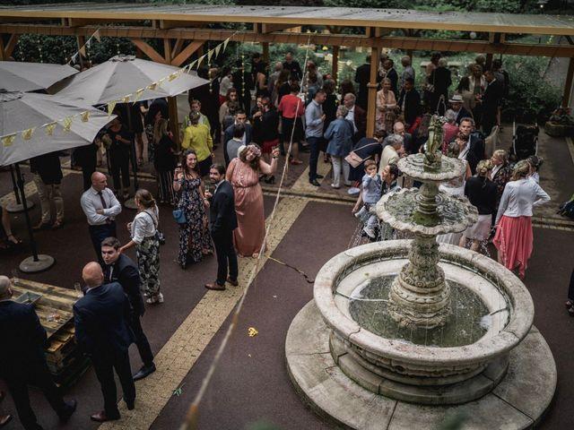 Le mariage de Florian et Vinciane à Saint-Renan, Finistère 46