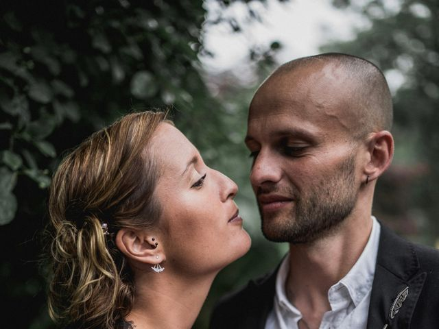 Le mariage de Florian et Vinciane à Saint-Renan, Finistère 47