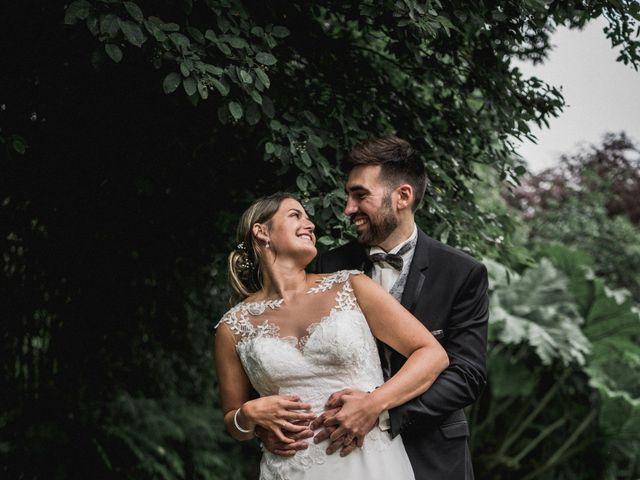 Le mariage de Florian et Vinciane à Saint-Renan, Finistère 50