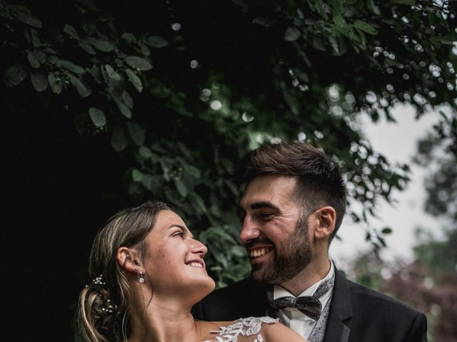 Le mariage de Florian et Vinciane à Saint-Renan, Finistère 53