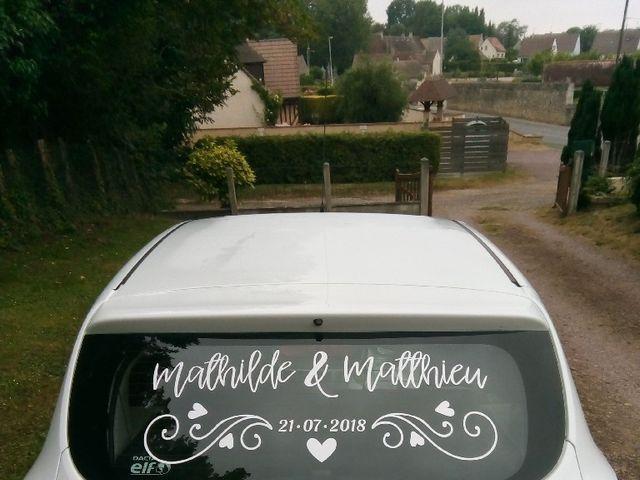 Le mariage de Matthieu  et Mathilde à Douvres-la-Délivrande, Calvados 10