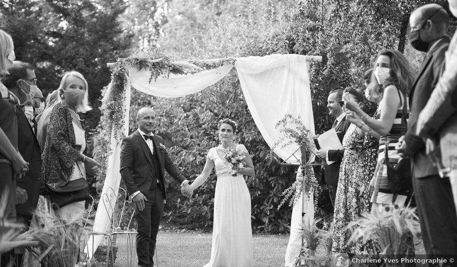 Le mariage de Pierre-Yves et Stéphanie à Bleury, Eure-et-Loir