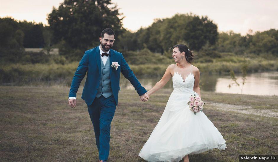 Le mariage de Fabien et Myriam à Héric, Loire Atlantique