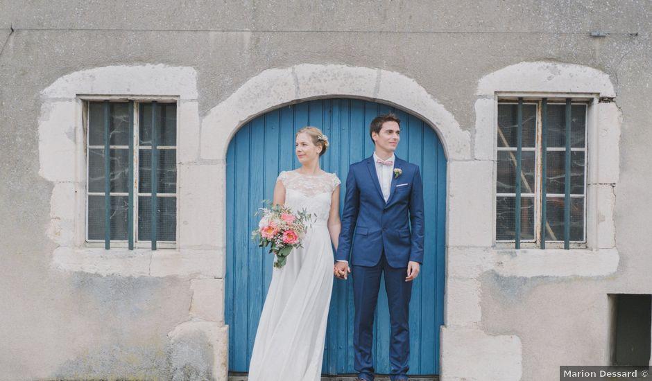 Le mariage de Benjamin et Emilie à Nancy, Meurthe-et-Moselle