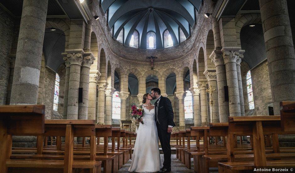 Le mariage de Florian et Vinciane à Saint-Renan, Finistère
