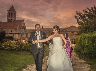 Le mariage de Samaneh et Steeve