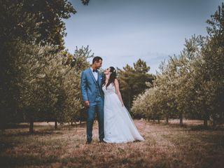 Le mariage de Magali et Pierre