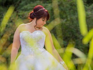 Le mariage de Olivia et Nicolas 1