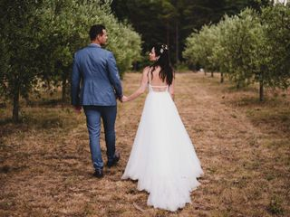 Le mariage de Magali et Pierre-Jean