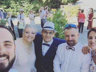 Le mariage de Patricia  et Marquis