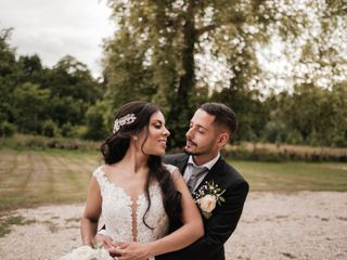 Le mariage de Aline et Brandon