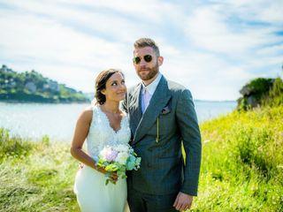 Le mariage de Morgane et Jean-Michel