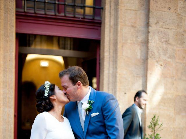 Le mariage de Franz et Caroline à Puyricard, Bouches-du-Rhône 5