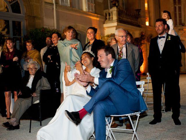 Le mariage de Franz et Caroline à Puyricard, Bouches-du-Rhône 13