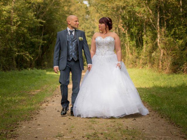 Le mariage de Olivia et Nicolas