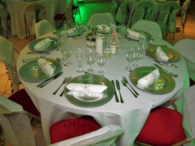 Le mariage de Xavier et Alexia à La Haye-Saint-Sylvestre, Eure 2