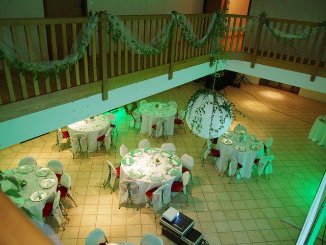 Le mariage de Xavier et Alexia à La Haye-Saint-Sylvestre, Eure 5