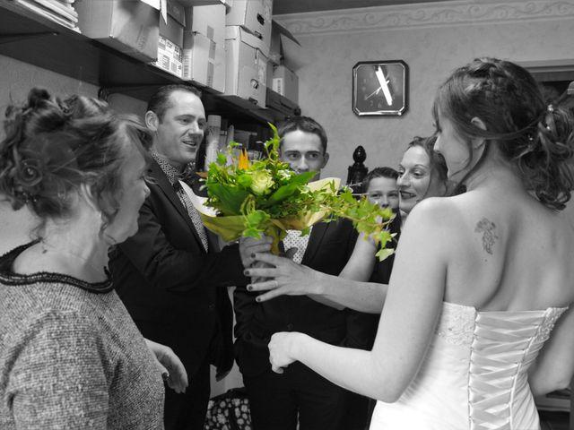 Le mariage de Xavier et Alexia à La Haye-Saint-Sylvestre, Eure 15