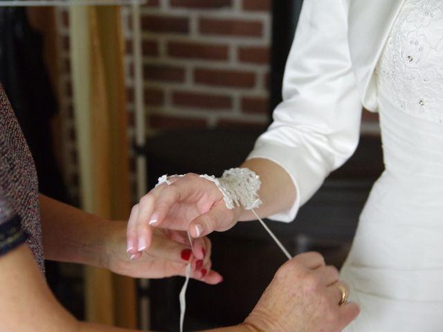 Le mariage de Xavier et Alexia à La Haye-Saint-Sylvestre, Eure 16