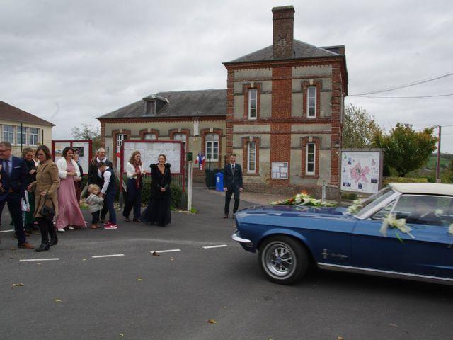 Le mariage de Xavier et Alexia à La Haye-Saint-Sylvestre, Eure 17