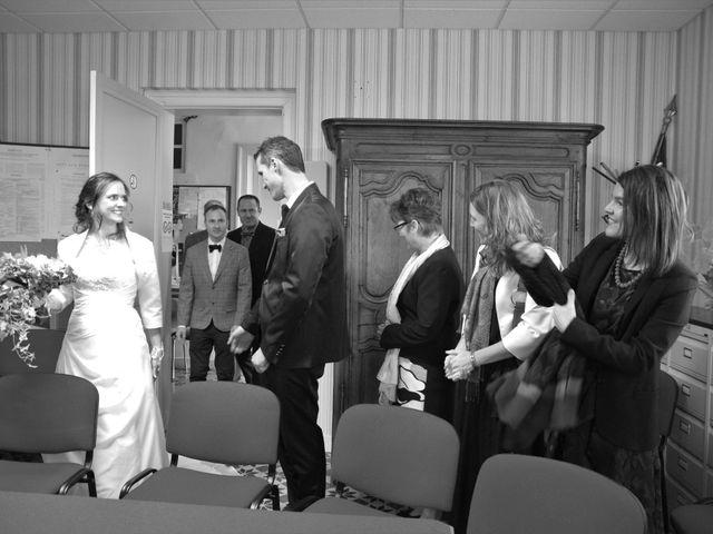 Le mariage de Xavier et Alexia à La Haye-Saint-Sylvestre, Eure 18