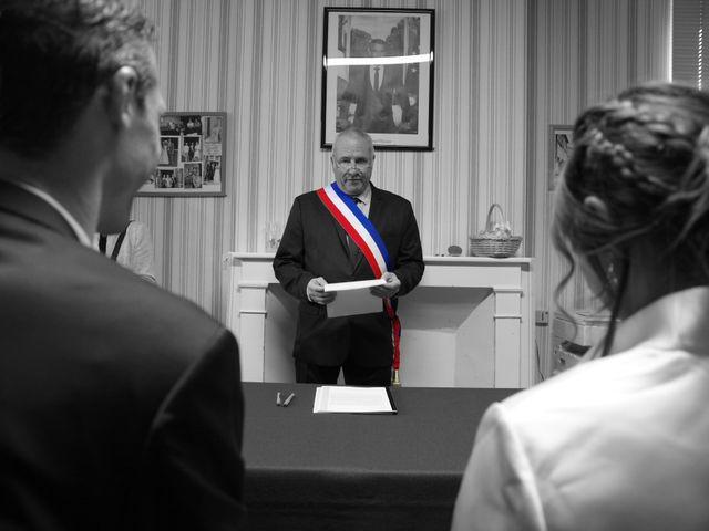 Le mariage de Xavier et Alexia à La Haye-Saint-Sylvestre, Eure 19