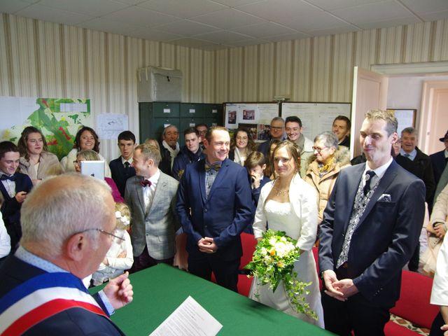Le mariage de Xavier et Alexia à La Haye-Saint-Sylvestre, Eure 20