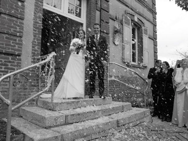 Le mariage de Xavier et Alexia à La Haye-Saint-Sylvestre, Eure 22