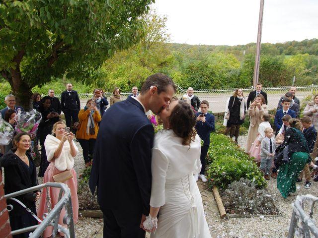 Le mariage de Xavier et Alexia à La Haye-Saint-Sylvestre, Eure 23