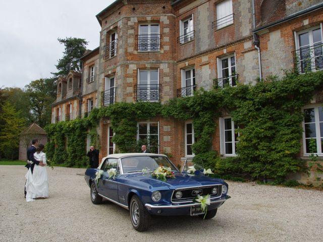 Le mariage de Xavier et Alexia à La Haye-Saint-Sylvestre, Eure 25
